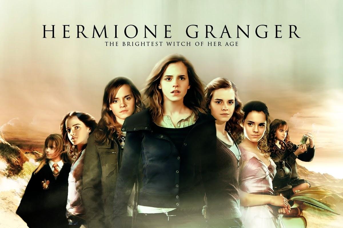 Syarifah Hidayah S Blog Hermione Facts