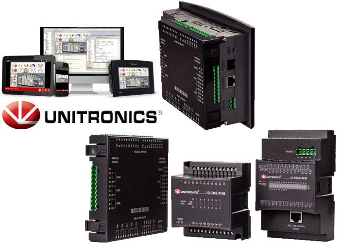 UNITRONICS® Vision Programmable Controllers