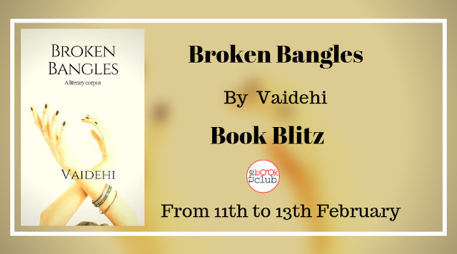 Broken Bangles by Vaidehi