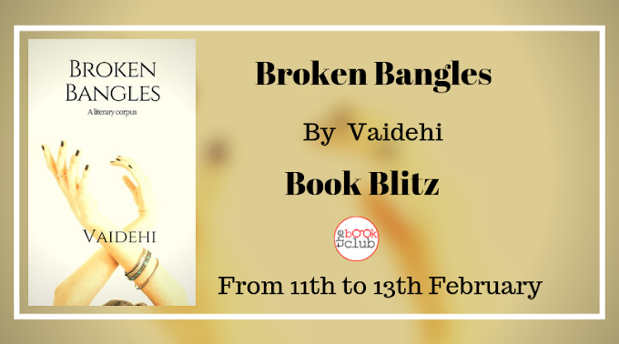 Book Blitz: Broken Bangles by Vaidehi