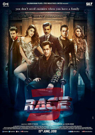 Race 3 2018 Full Hindi Movie Download Hd In pDVDRip