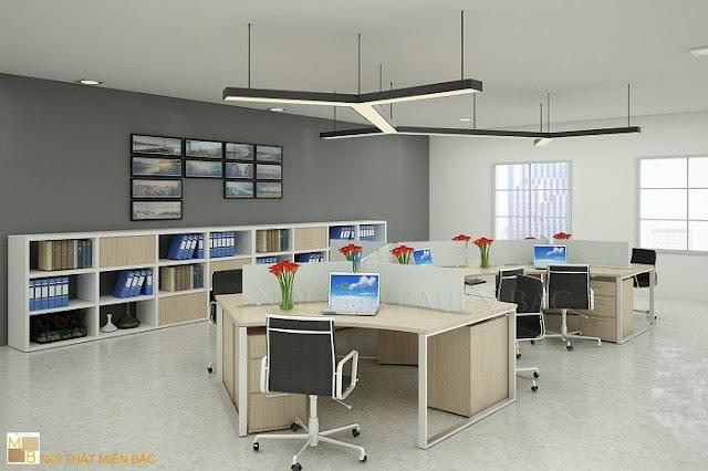 Tùy vào từng diện tích không gian làm việc mà lựa chọn những dòng ghế văn phòng giá rẻ có kích thước phù hợp với không gian văn phòn