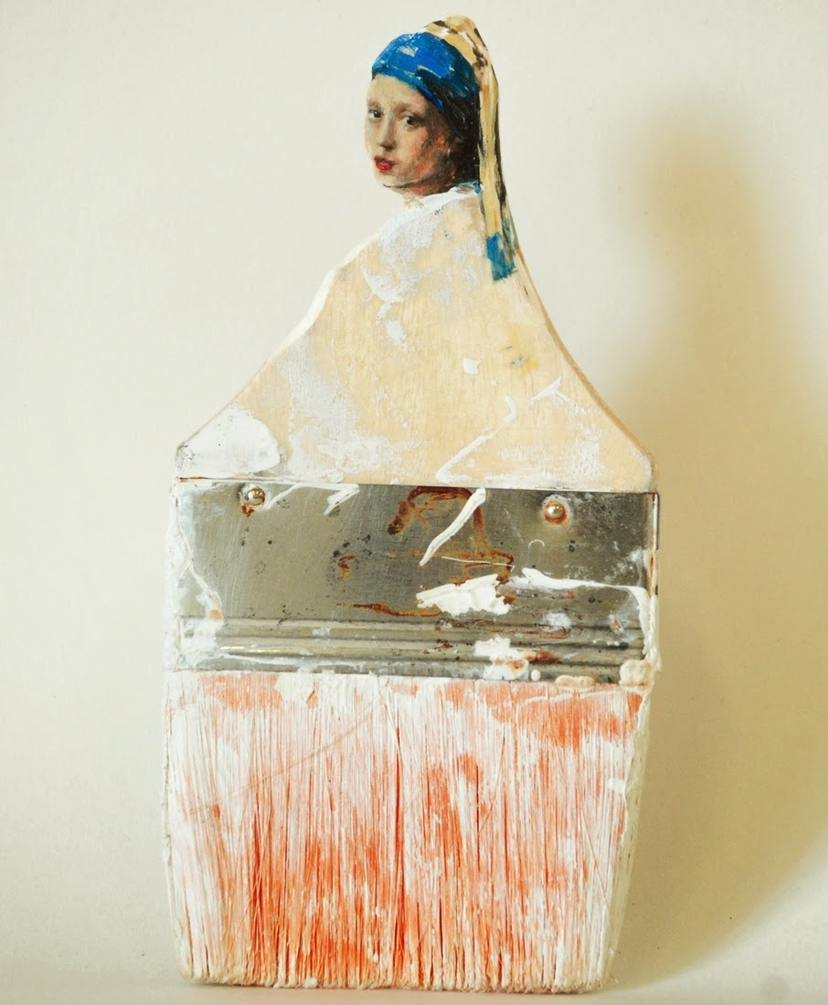06-The-World-is-your-Oyster-Rebecca-Szeto-Rebirth-Paintbrush-Sculpture-www-designstack-co