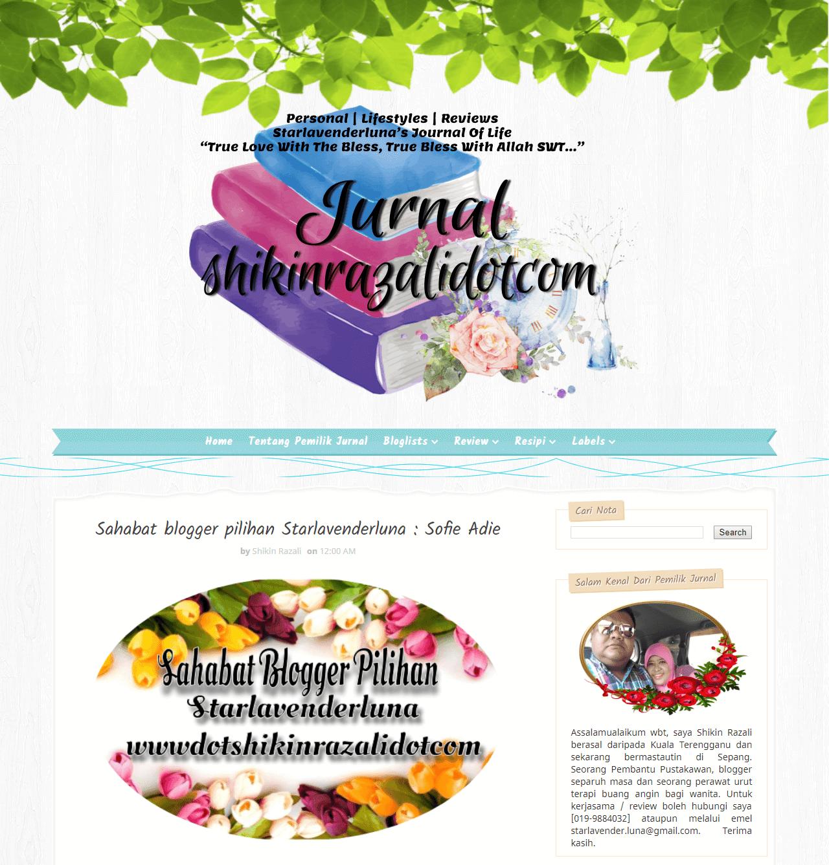 Blog, header,