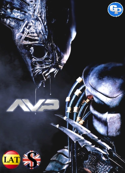 Alien Vs Depredador (2004) HD 720P LATINO/INGLES