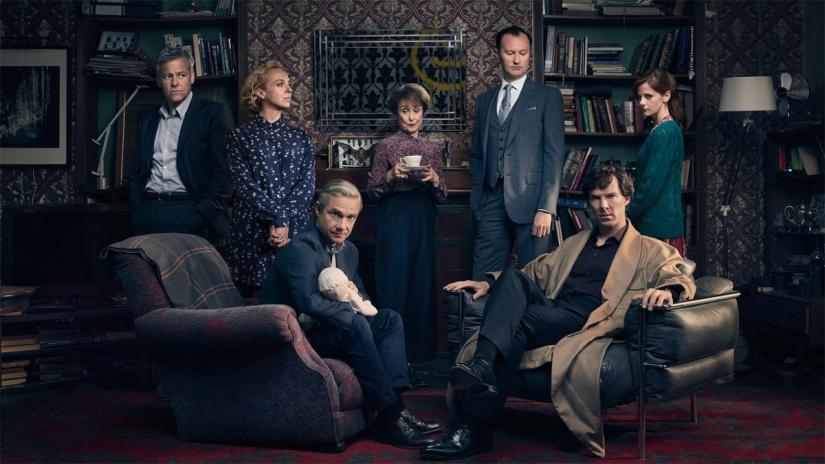 6 Hal yang Harus Kamu ketahui Seputar Serial Sherlock Holmes BBC Season 4
