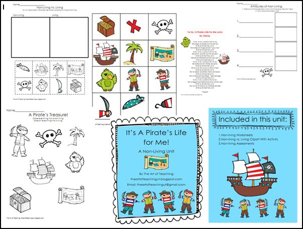 The Art of Teaching: A Kindergarten Blog: This Year\'s First Freebies!!!