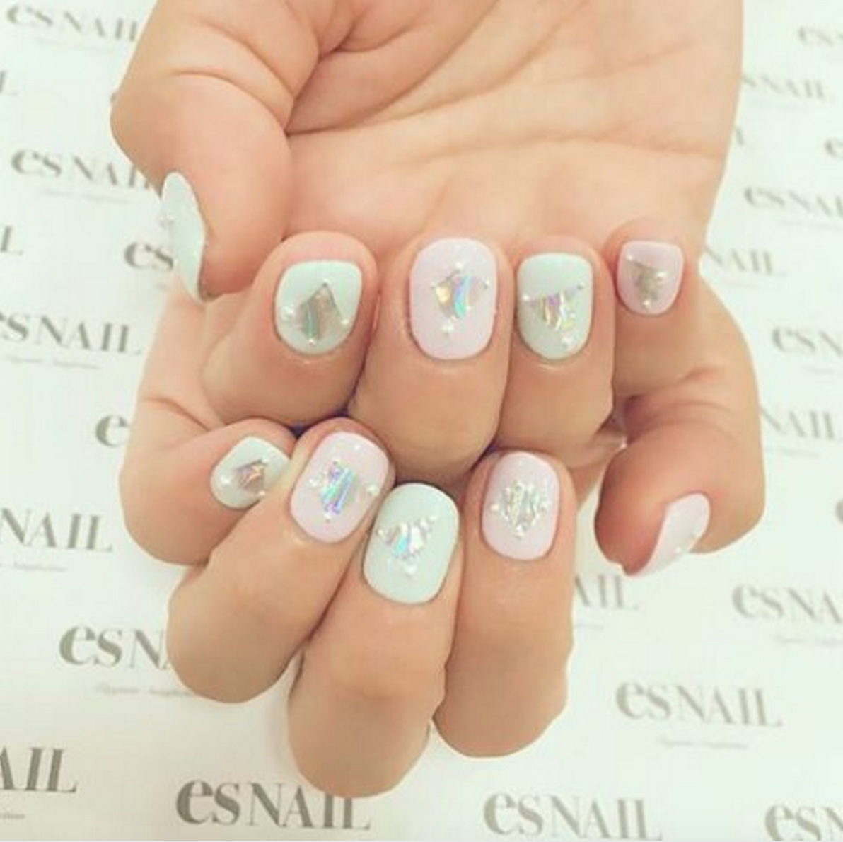 Try Stylish Winter Nail Designs Easy and Nail Polish Styles ...