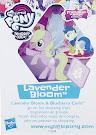 My Little Pony Wave 20 Lavender Bloom Blind Bag Card