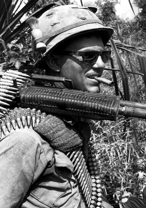 MyGunDiary com - Gun Blog: Old School - M60