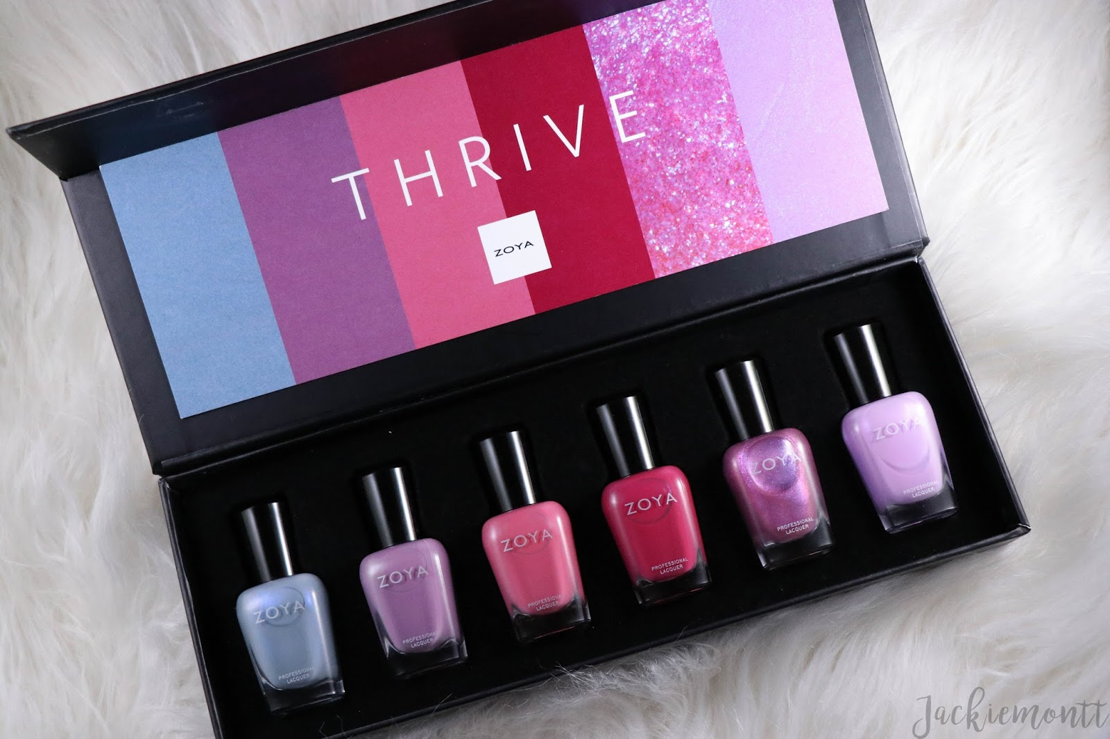 Zoya thrive collection swatches and review jackiemontt when i first saw the promo image for this collection i was super surprised because at you can see this is not a typical spring collection reheart Gallery