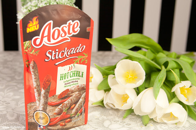 Aoste - Stickado Hot Chili