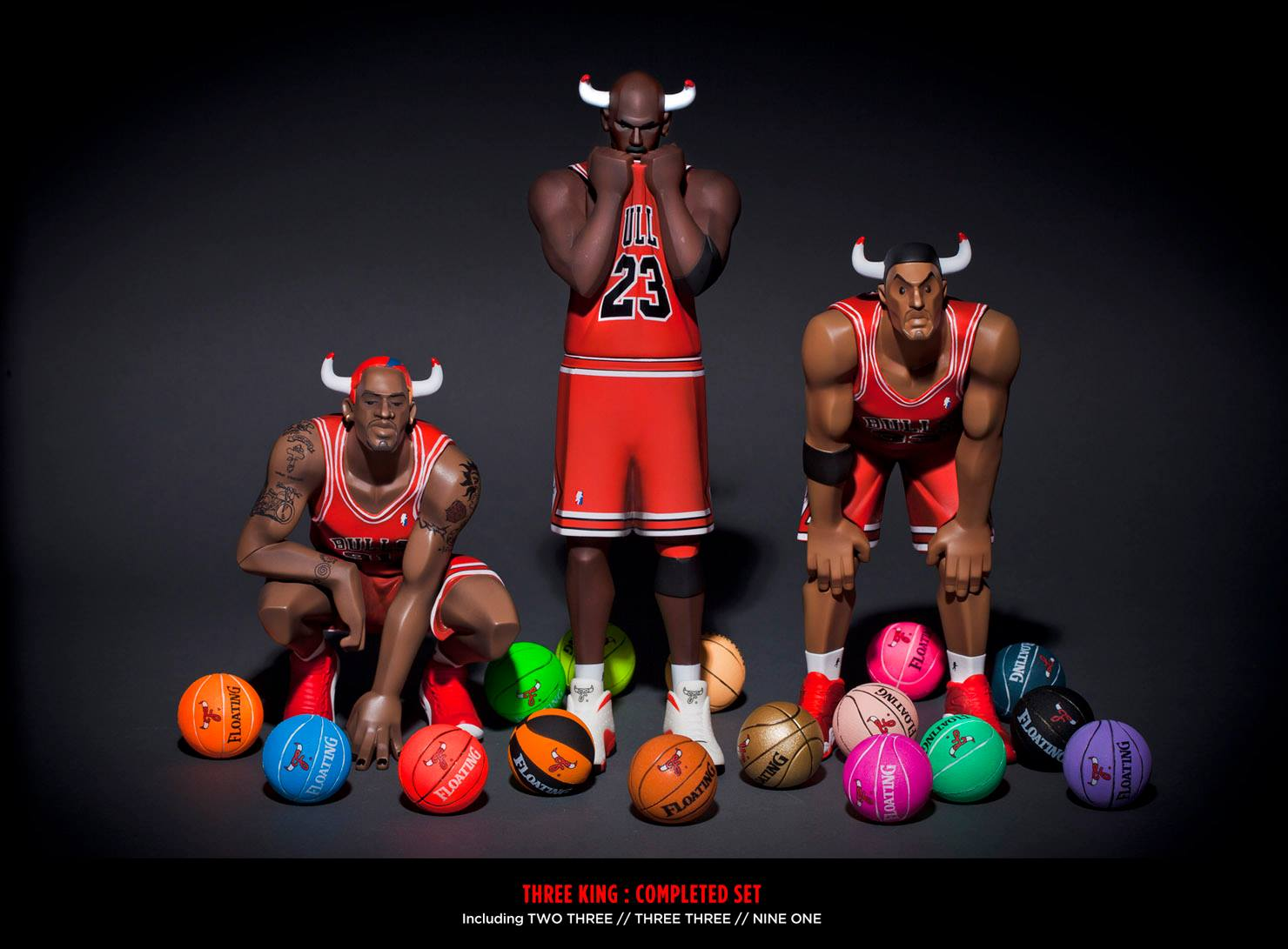 9a0e01c3c36d THREE KINGS Collectibles from Fools Paradise launched for pre-order now