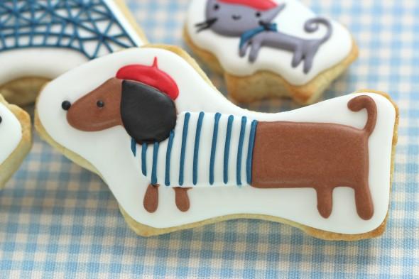 Pâtisserie Paris: Parisian-Themed Cookies By Sweetopia