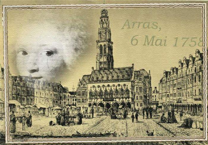 It is hard to find many traces of Robespierre in Arras. The Association des  Amis de Robespierre pour le Bicentenaire de la Révolution [ARBR] has  produced a