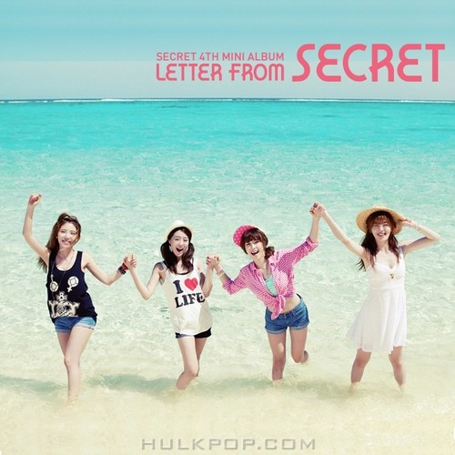 Secret – Letter From Secret – EP (WAV + ITUNES PLUS AAC M4A)