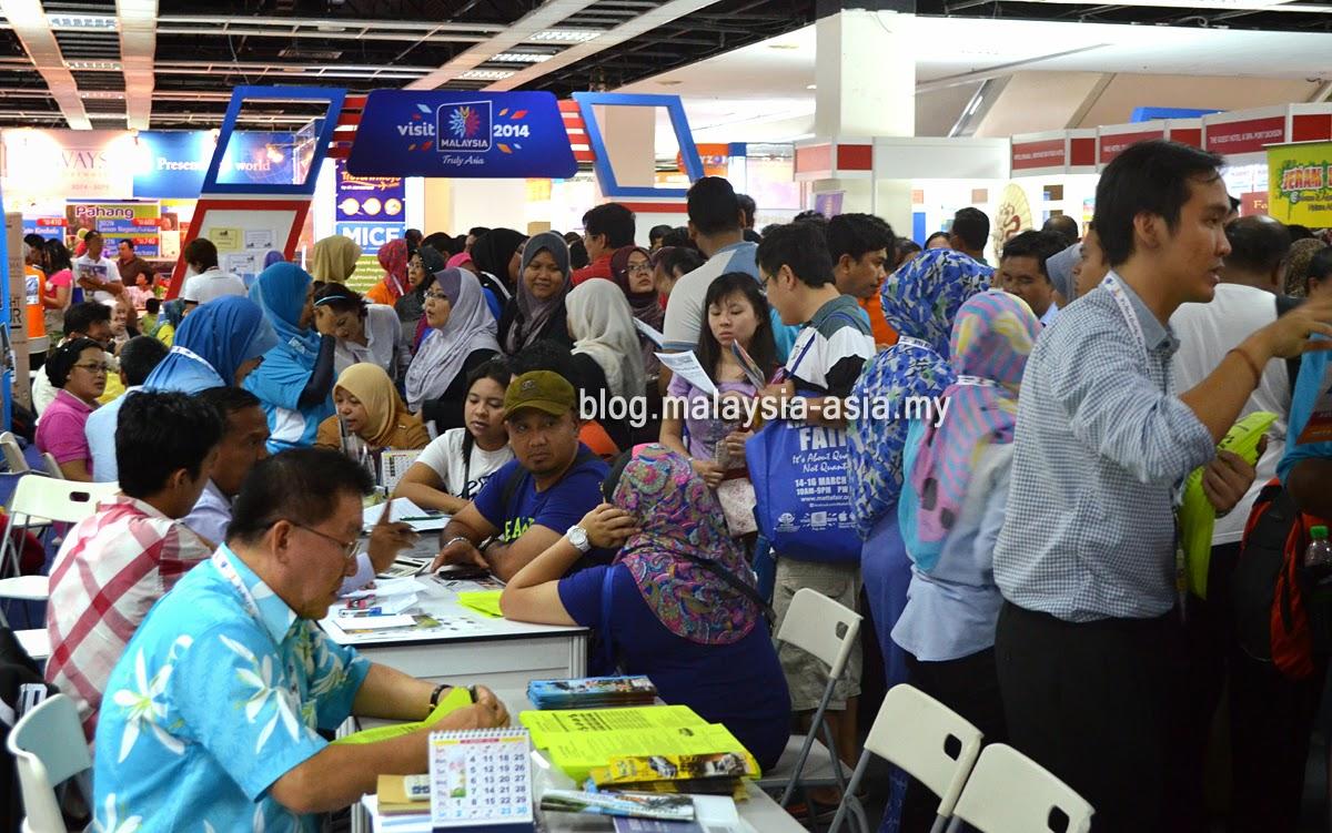 Matta Fair Tourism Malaysia