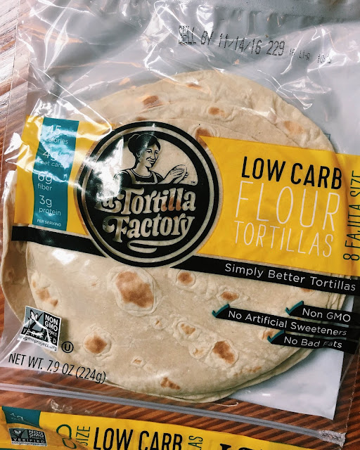 La Tortilla Factory Low-Carb Tortillas