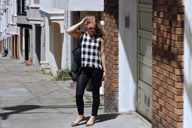 Shae Roderick, outfit, SF, blogger, style, fashion, Zara, Madewell