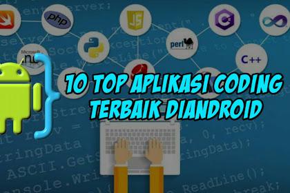 Top 10 aplikasi Coding terbaik diAndroid