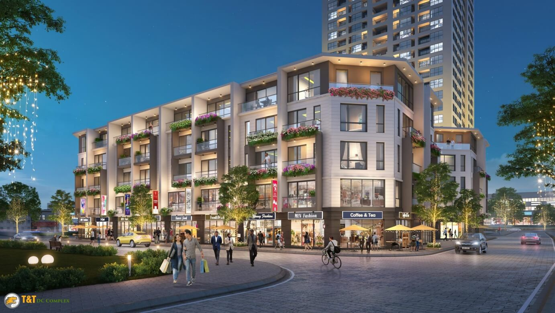 T&T DC Complex - Khu căn hộ cao cấp phía Nam