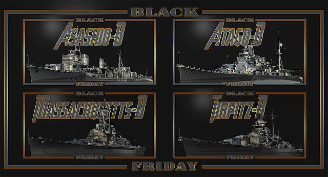 World of Warships Black Friday 2018