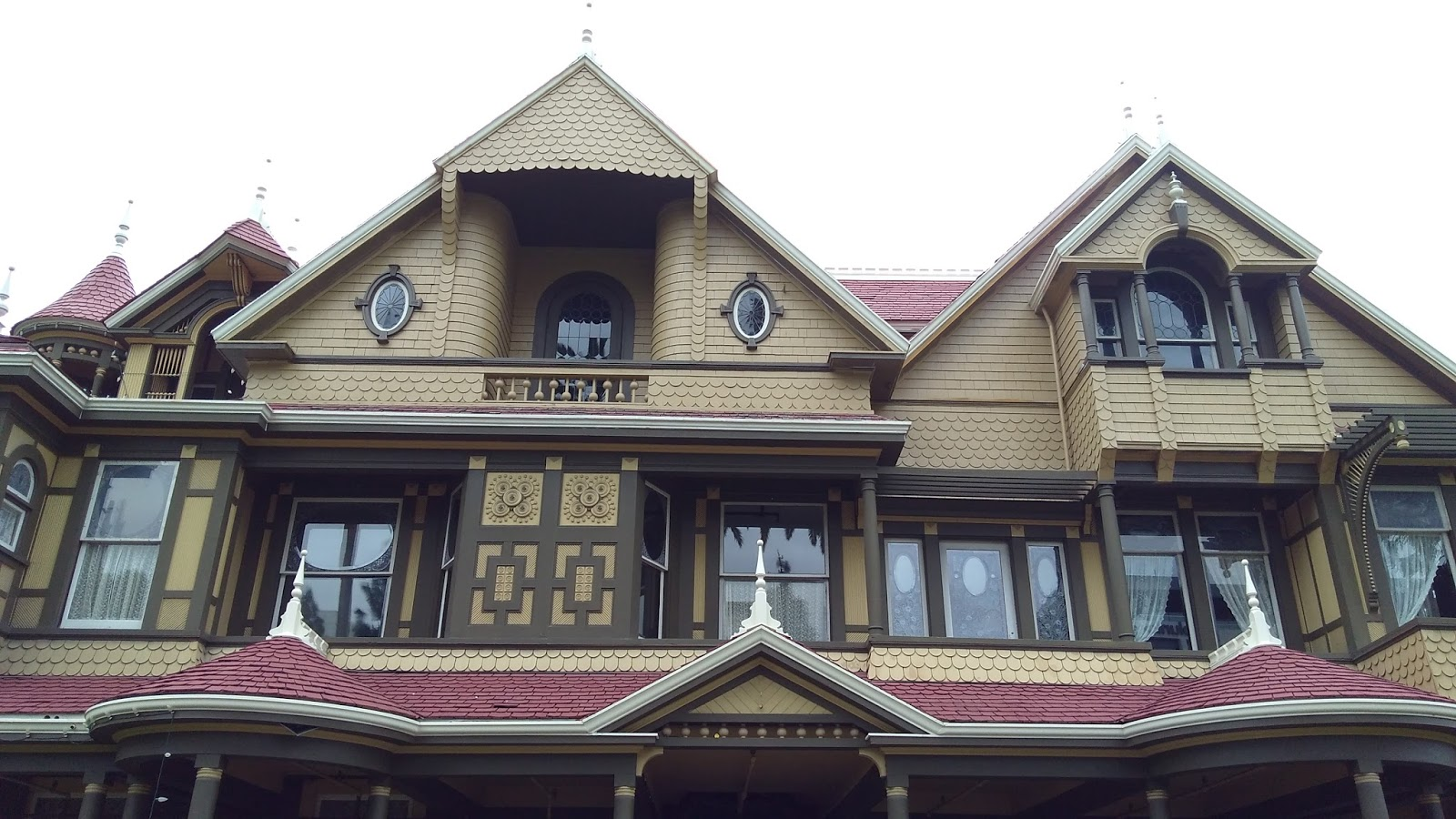 historical details for writers from the winchester mystery house