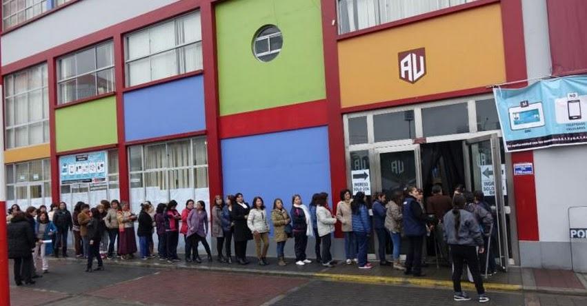 MINEDU: Más de 140 mil docentes participaron en concurso de ascenso y para ocupar cargos directivos - www.minedu.gob.pe