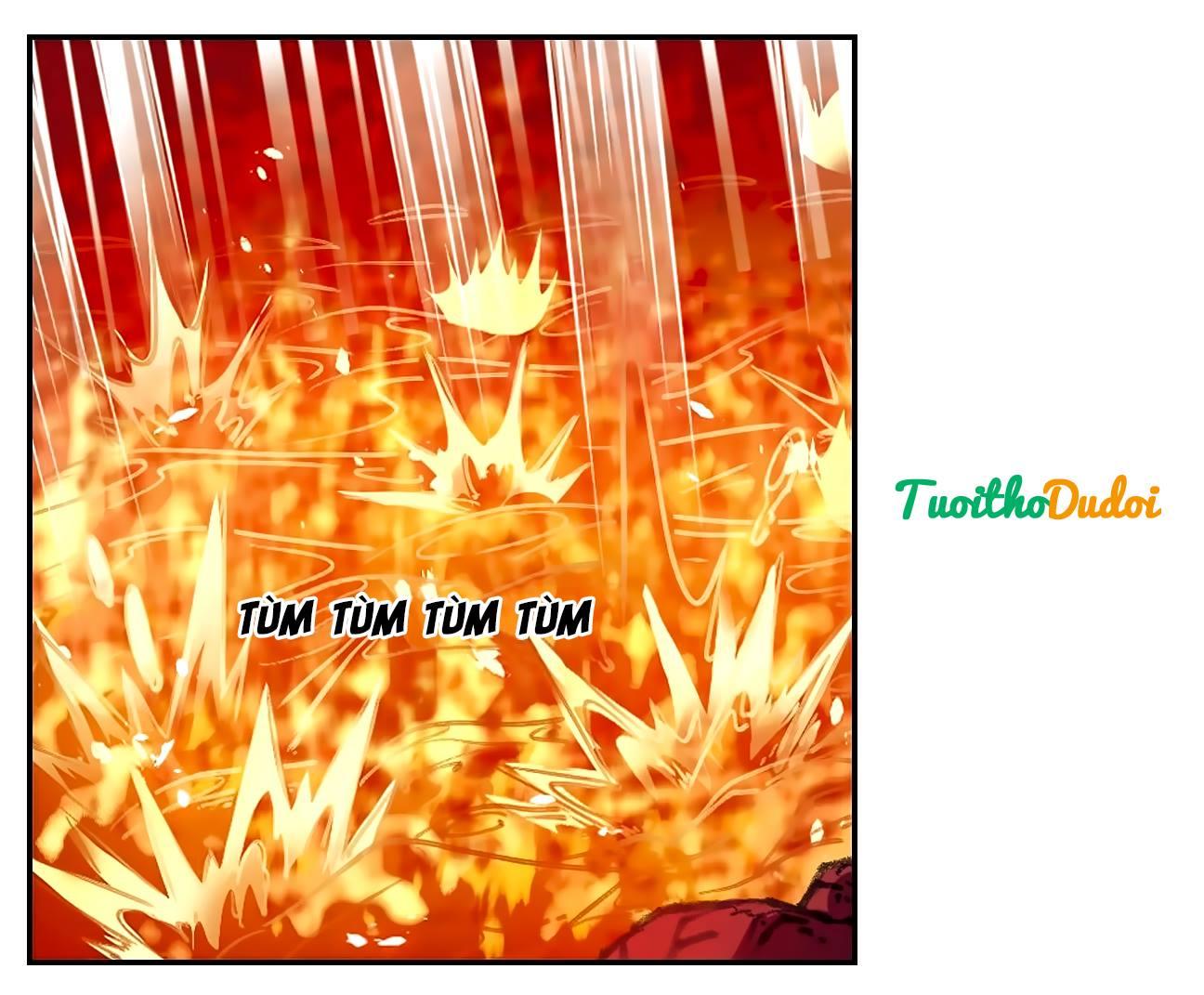 Phong Khởi Thương Lam Chapter 430 - Trang 21