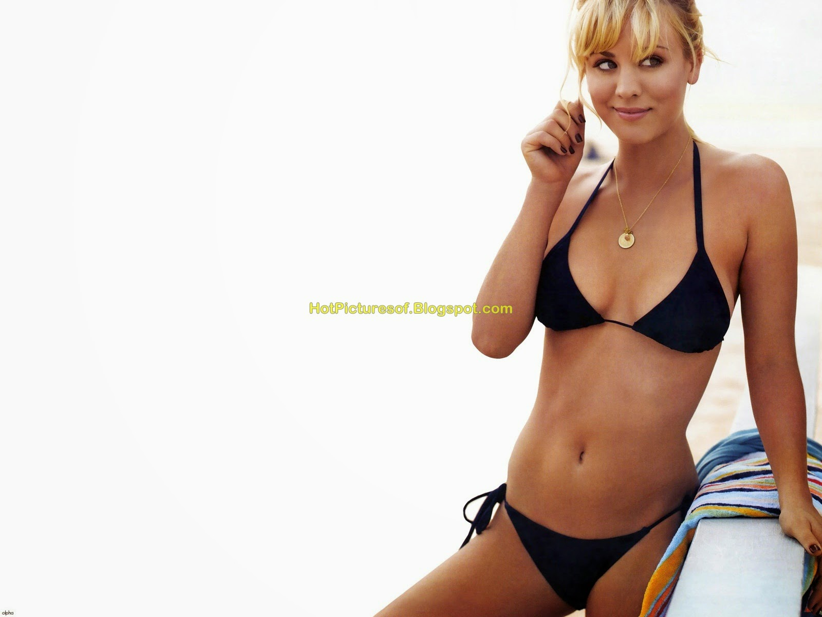 Kaley Cuoco of Hot Pictures