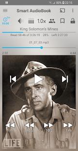 Smart AudioBook Player v4.6.1 [Final] [Unlocked] APK