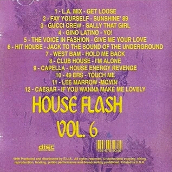Various - Flash Black Rap