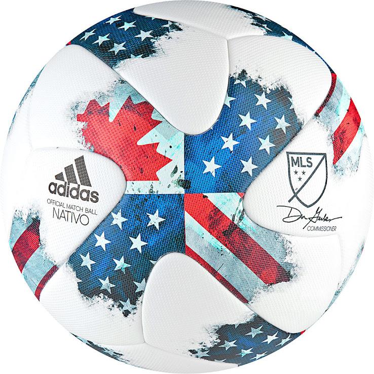 Adidas 2017 MLS Ball Released - Footy Headlines