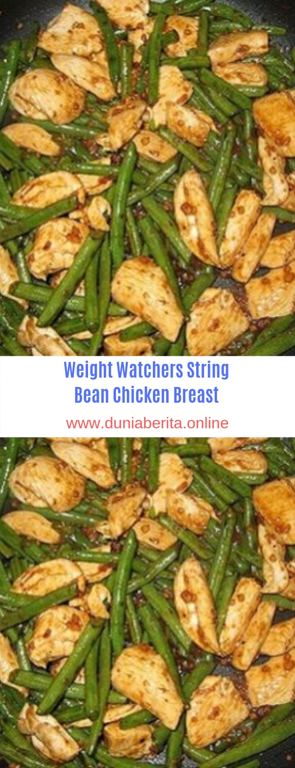 Weight Watchers String Bean Chicken Breast