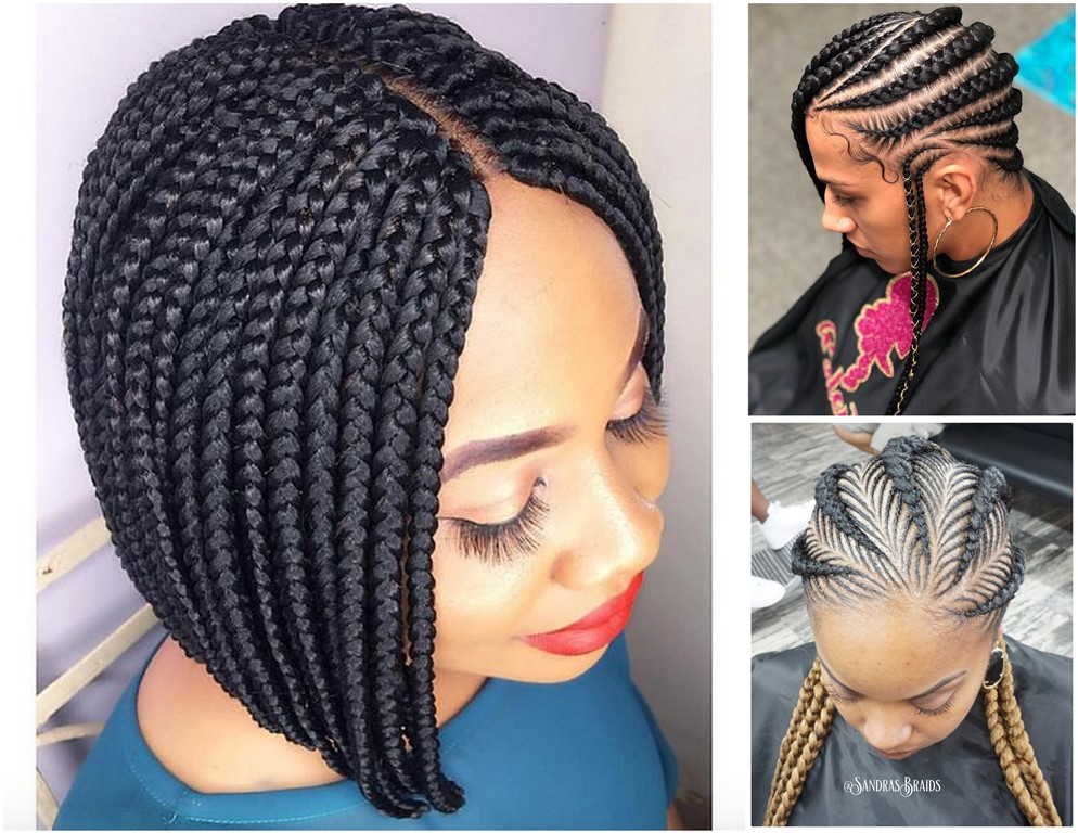 Most Beautiful Braided Hairstyles : 2018 Cute Styles For