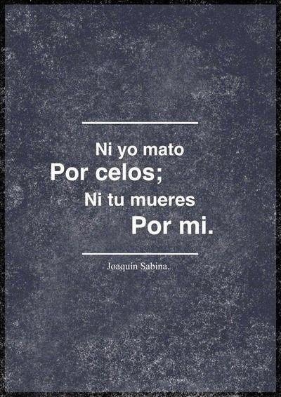 La Otra Mirilla Las 20 Mejores Frases De Sabina