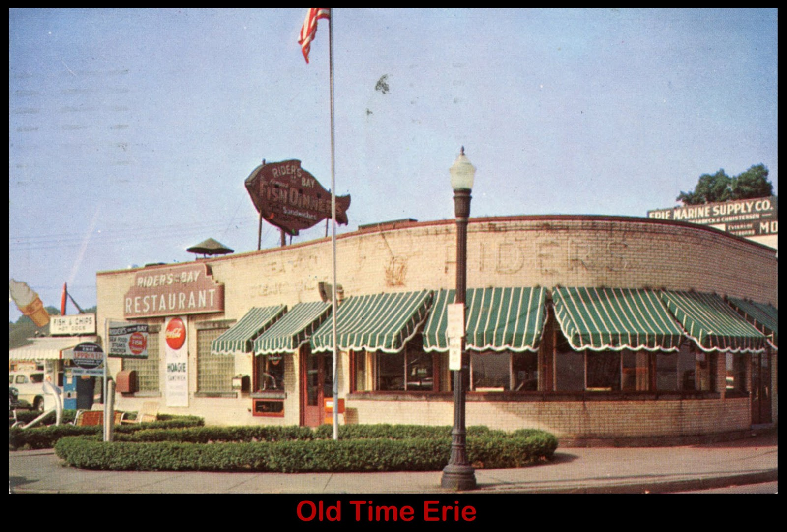 Old Time Erie: January 2013