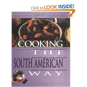 Cooking The South American Way: Helga Parnell