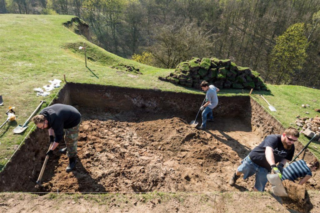 13th century Teutonic castle discovered in north-central Poland