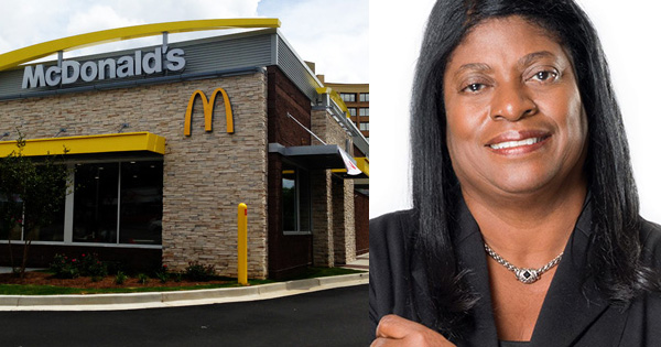 Vicki Chancellor, owner of 7 McDonald's restaurants in Atlanta