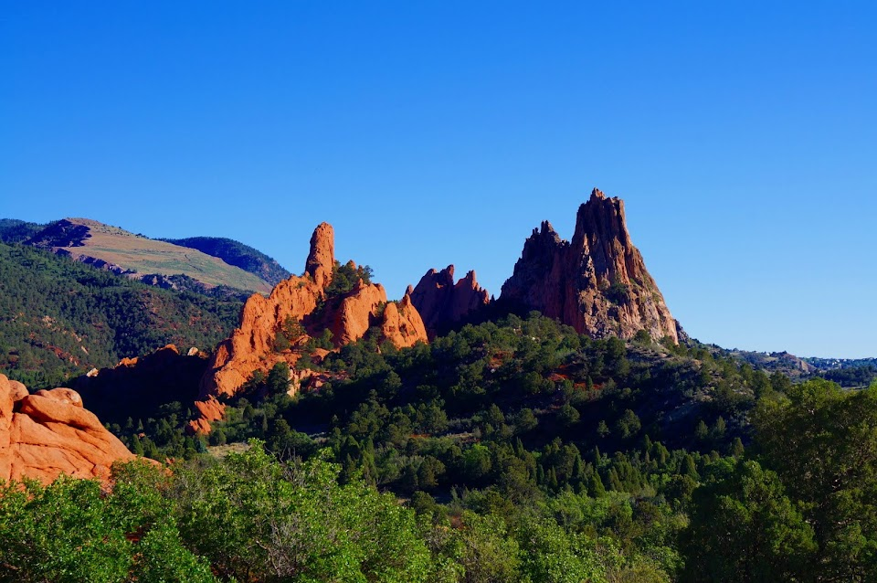 Garden of the Gods by Cyndi Calhoun