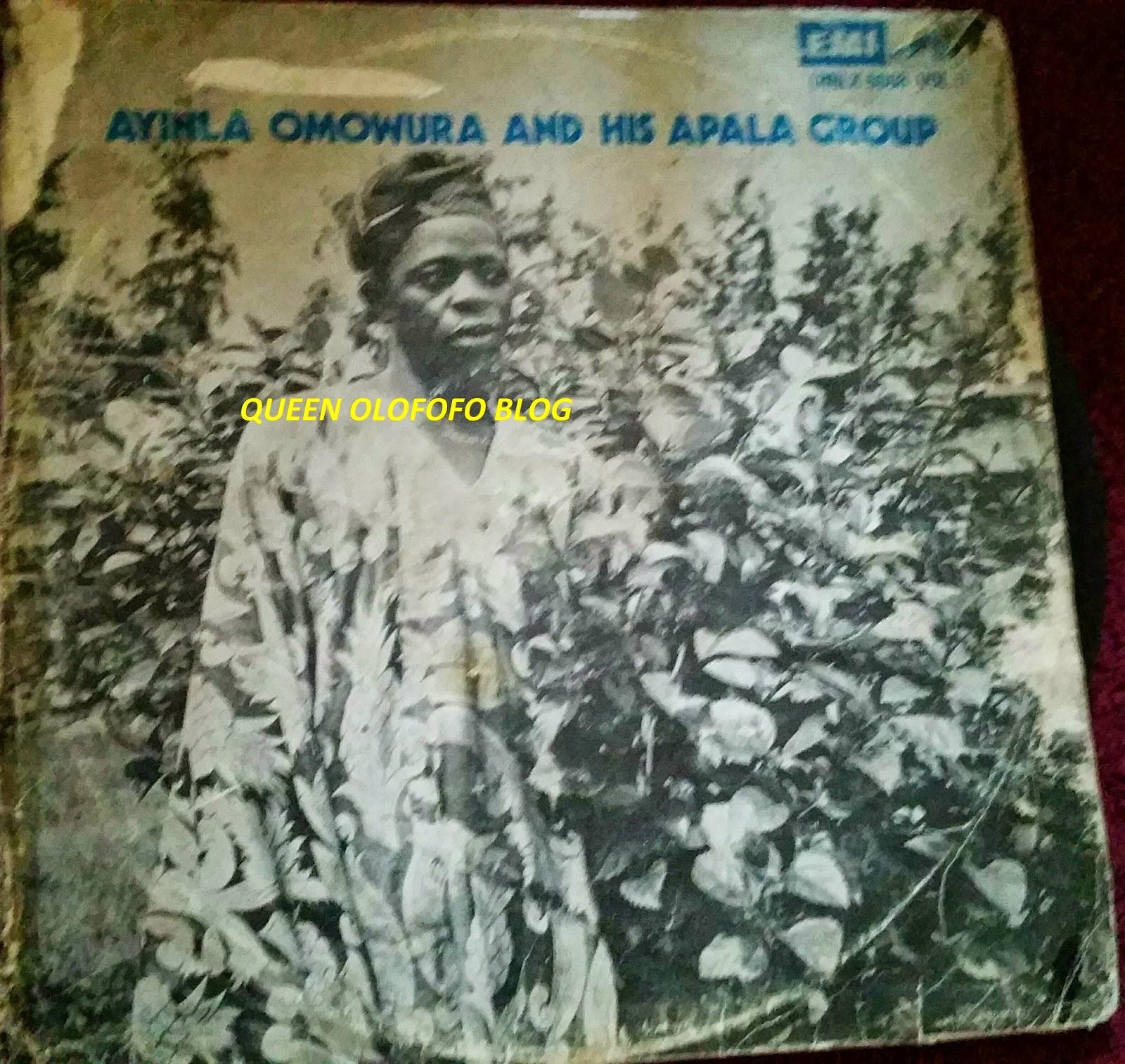 Apala king Ayinla omowura