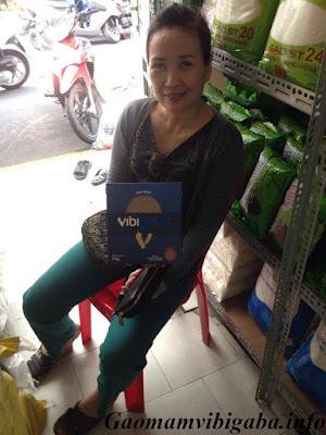 Cảm Ơn Khách Hàng Đã Đặt Mua Gạo Mầm Vibigaba Tại Thành Phố Hồ Chí Minh