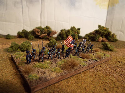 MAWUS1 US Infantry Marching & MAWUS2 US Foot Command picture 3