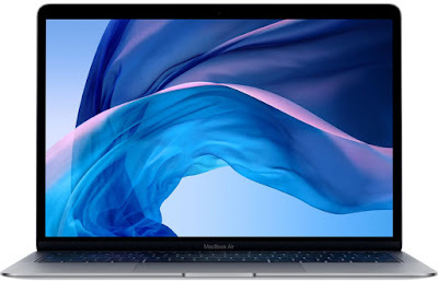 Apple MacBook Air 13 128 GB gris
