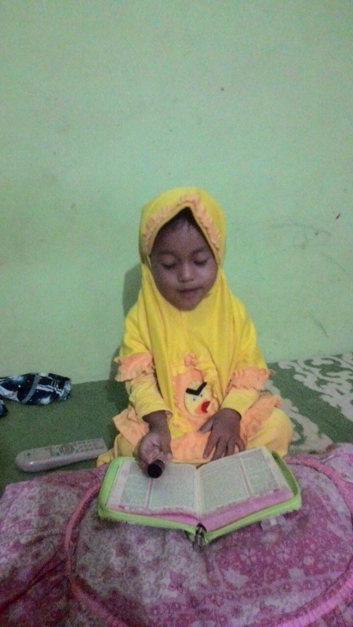 Membaca Al-Qur'an Sendiri