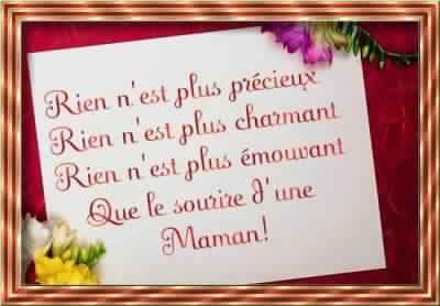 Texte d'amour pour maman