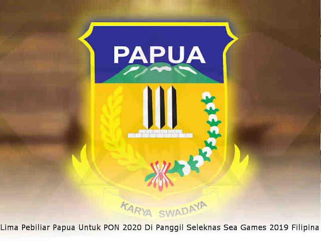 Lima Pebiliar Papua Untuk PON 2020 Dipanggil Seleknas SEA Games 2019 Filipina