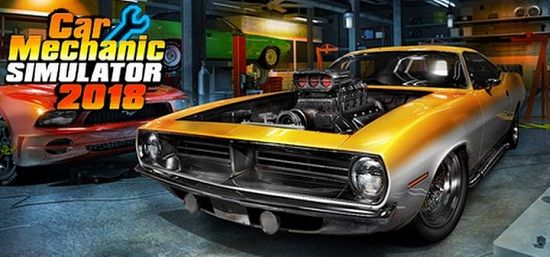 Free Download Car Mechanic Simulator 2018: Plymouth PC Game