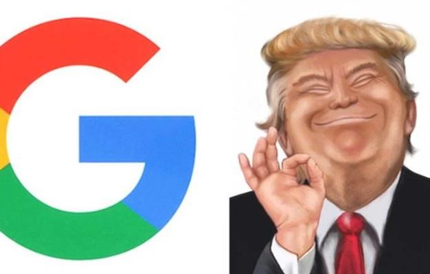 لماذا تظهر نتائج البحث عن كلمة أحمق في غوغل صور ترامب؟